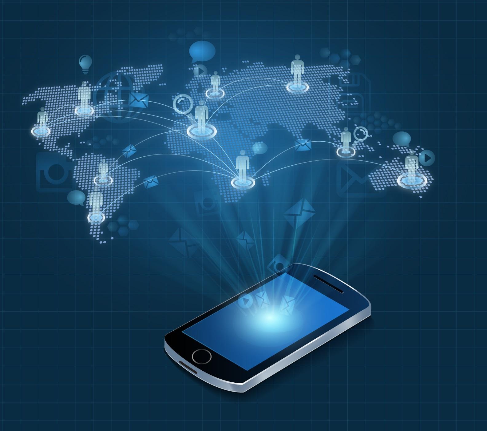 Komórka z internetem