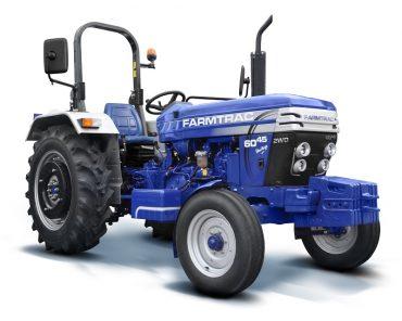 Ciągnik Farmtrac