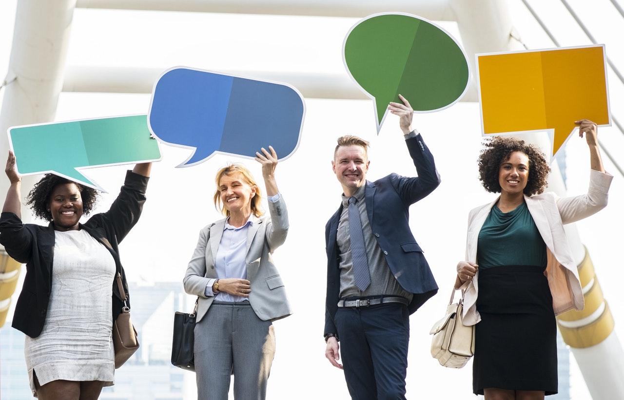 Komunikacja między ludźmi