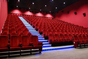 Wnętrze kina