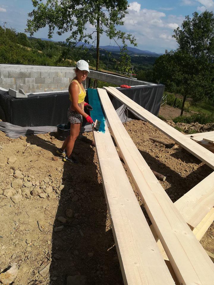 Budowa domu jako przykład story tallingu
