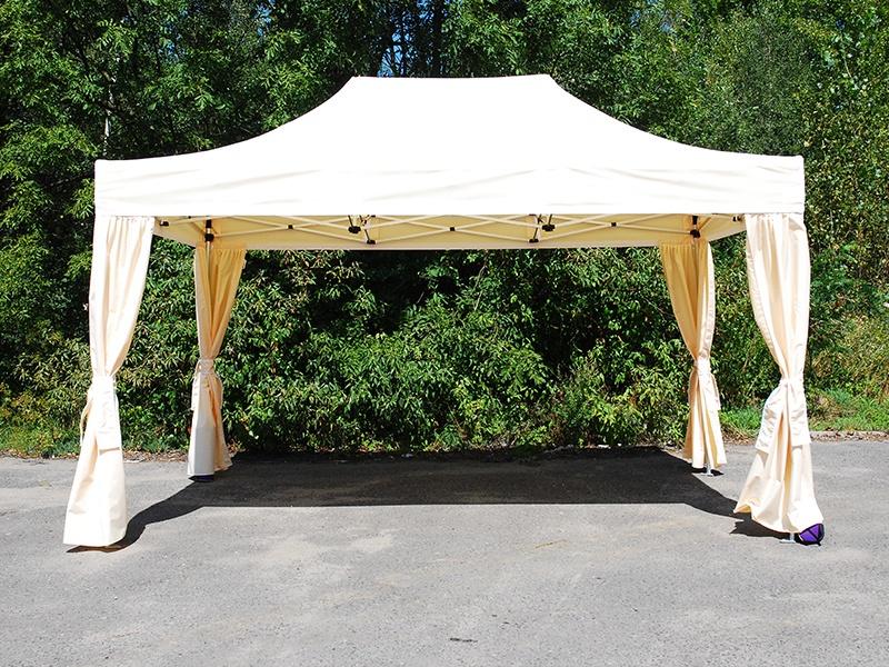 Ekspresowy namiot stelażowy