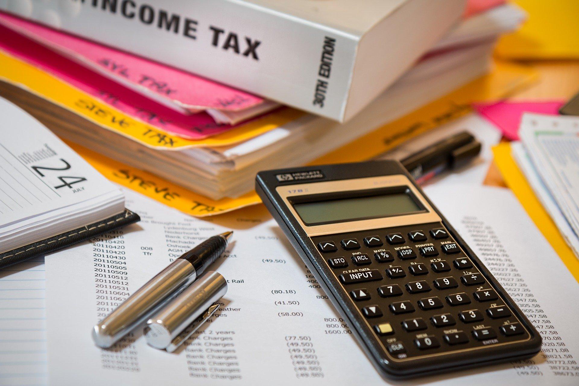 Wypełnianie deklaracji podatkowej PIT
