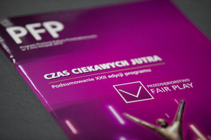 Przedsiębiorstwo FairPlay certyfikat