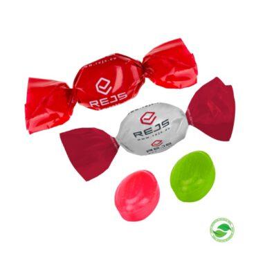 Cukierki z logiem firmy