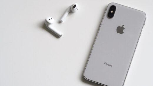 iphon i bezprzewodowe słuchawki