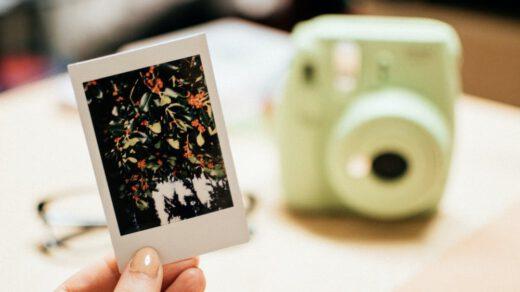 zdjęcia Polaroidem