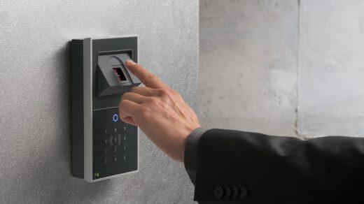 zaszyfrowane wejście do pomieszczenia