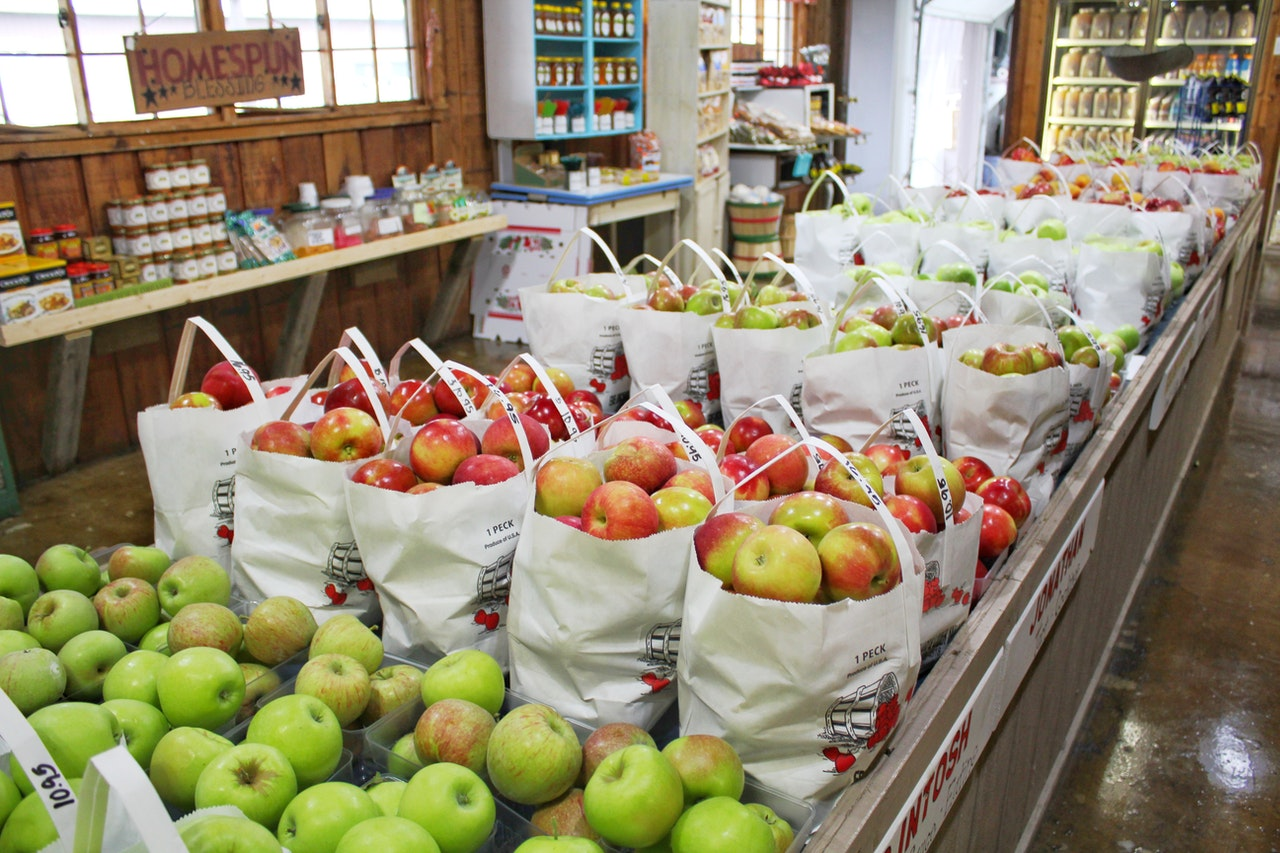 Konkurencyjne ceny owoców na rynku