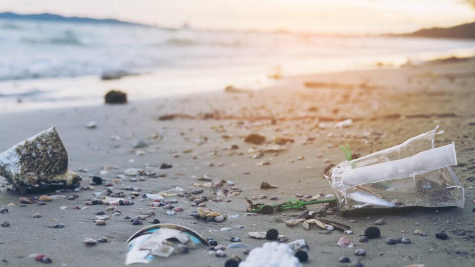 Plastik w wodzach zagrożeniem ekologicznym