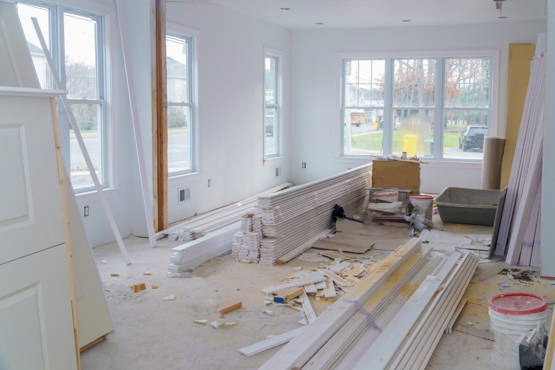 Remona mieszkania i wykańczanie domu