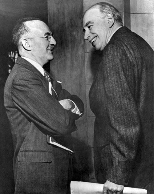 Twórca Teorii Keynesowskiej
