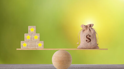 Cena równowagi