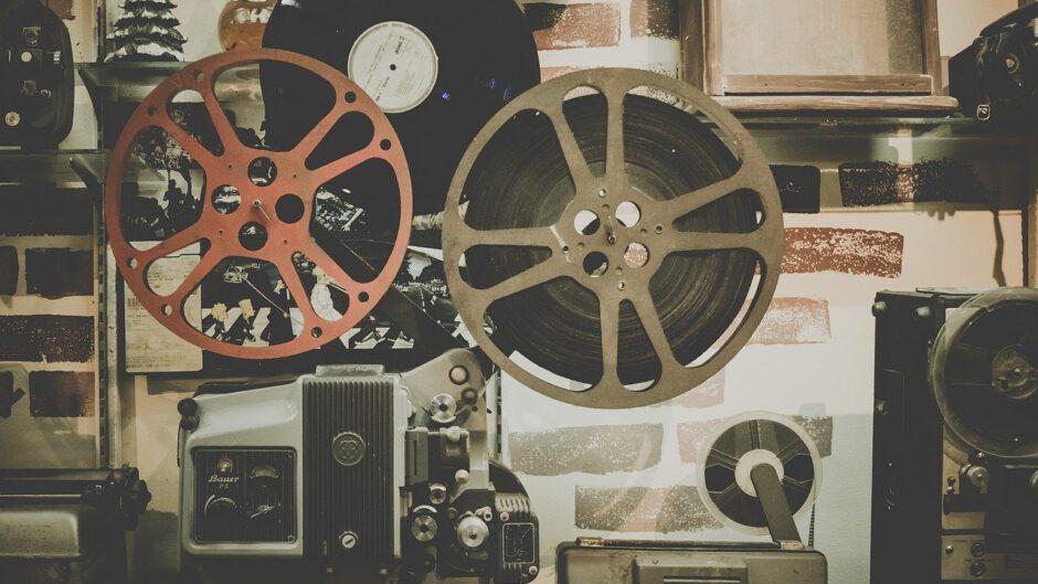 Dom produkcji z gadzetami filmowymi