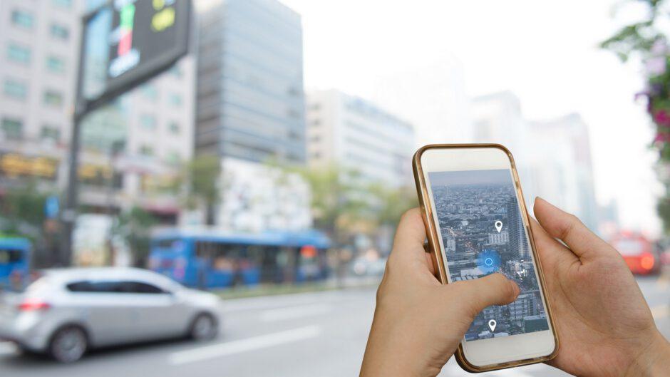Mapa GPS w telefonie bez karty